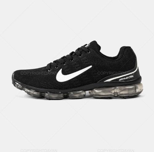کفش مردانه نایکی Nike مدل 12697 - کفش کف دوخت با رویه بافت