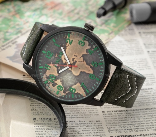 ساعت مچی والار Walar مدل 12314