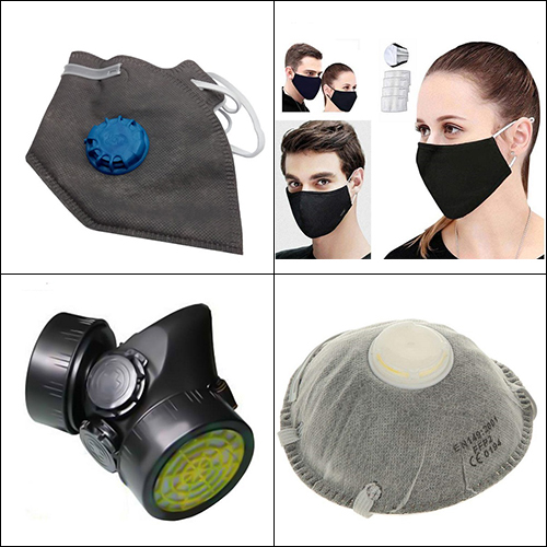 معرفی و فروش انواع ماسک تنفسی - ماسک تنفسی معمولی، سوپاپ دار و فیلتردار
