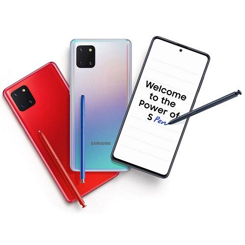 گوشی موبایل سامسونگ Galaxy Note10 Lite - لوازم جانبی نوت 10 لایت