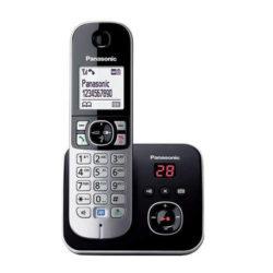 تلفن بی سیم پاناسونیک مدل KX-TG6821 - گوشی بیسیم منشی دار Panasonic