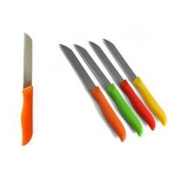 پک شش عددی چاقو اره ای زولینگ - کارد آشپزخانه رنگی