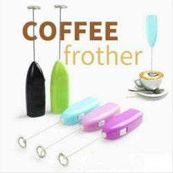 مینی همزن دستی درینک - کف شیرساز دستی MINI HAND MIXTURE