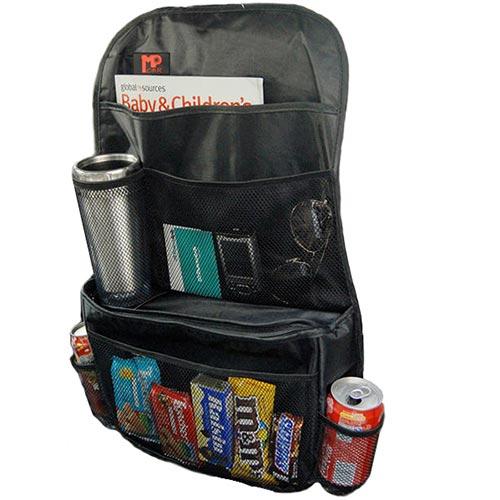 کیف پشت صندلی خودرو - ارگانایزر و نگهدارنده لوازم صندلی ماشین