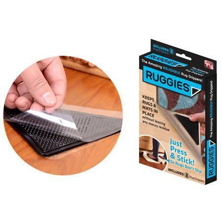 چسب ترمز فرش RUGGIES - چسب پلیمری قابل شستشو