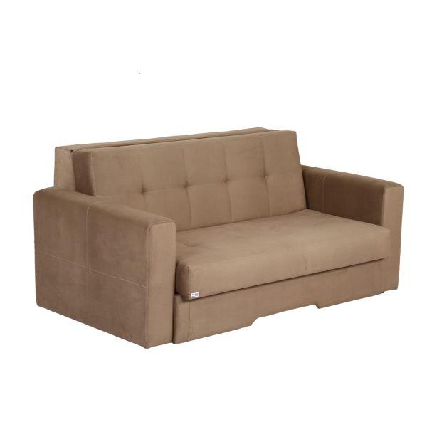 مبل تختخواب شو دو نفره - کاناپه تختشو آرا سوفا مدل V22
