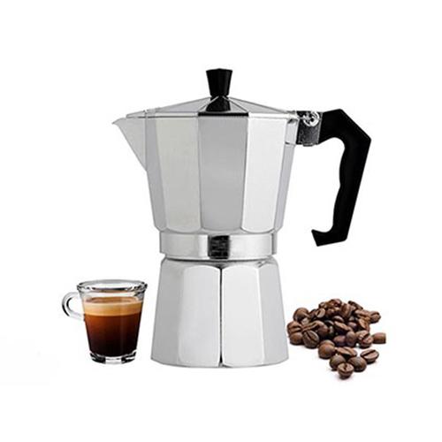 قهوه جوش سه کاپ - قهوه ساز اسپرسو 3 فنجان روگازی