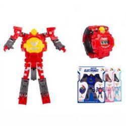 ربات تبدیل شونده به ساعت - اسباب بازی Robot Watch