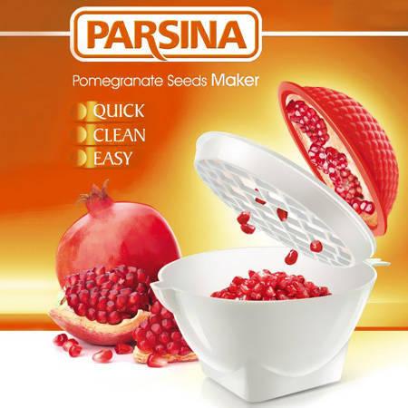 انار دون کن پارسینا Parsina - دستگاه دان کردن انار خانگی