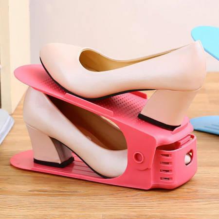 پکیج 3 عددی نظم دهنده تاشوی کفش - پایه نگهدارنده کفش