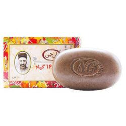 صابون 12 گیاه موی سر ان جی - صابون ضدشوره و ضدریزش مو