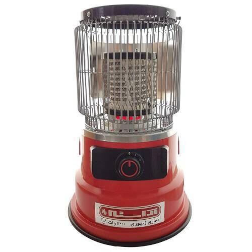 بخاری برقی آراسته سری زنبوری REHA2000 - بخاری برقی 2000 وات