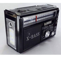 رادیو بلوتوثی گولون مدل RX-381BT - اسپیکر بلوتوثی شارژی GOLON