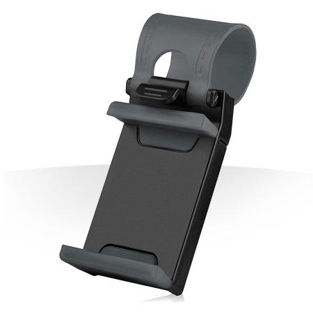 نگهدارنده موبایل فرمان خودرو - هولدر گوشی قابل نصب روی فرمان