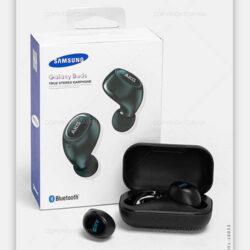هندزفری بلوتوثی Samsung مدل 17536 - هدفون لمسی شارژی AKG
