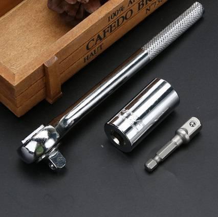 آچاربکس همه کاره سوزنی رفلکس - آچار فولادی Reflex Wrench