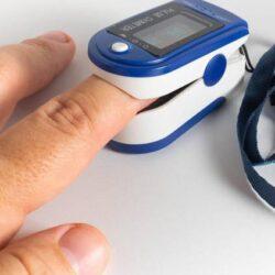 پالس اکسیمتر سنجش اکسیژن - دستگاه تست ضربان قلب