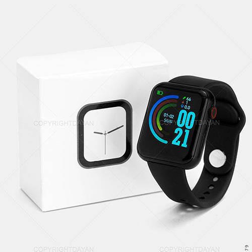 ساعت هوشمند Smart مدل 18079 - اسمارت واچ طرح اپل
