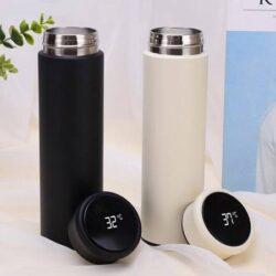 فلاسک هوشمند دماسنج دار Unique - فلاسک نیم لیتری یونیک