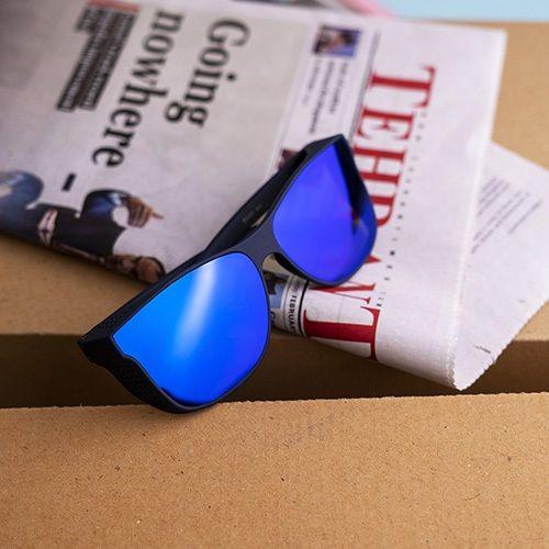 عينک آفتابی اسپورت HOTA - عینک فشن شیشه سرمه ای