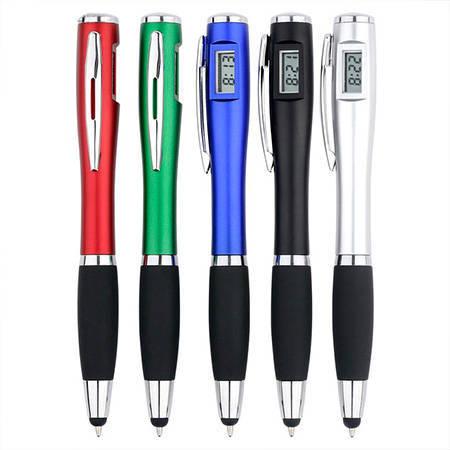خودکار ساعت دار Magic - خودکار چندکاره Touch watch pen