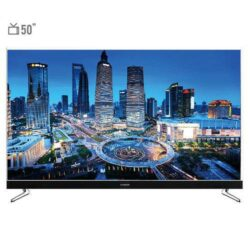 تلویزیون LED ایکس ویژن 50XKU575 - تلویزیون هوشمند 4k 50اینچ